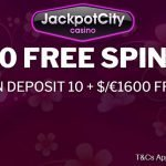 jackpot city 50 free spins