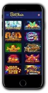 BetChain Casino No Deposit Spins
