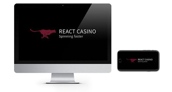 React Casino Match Bonus Spins