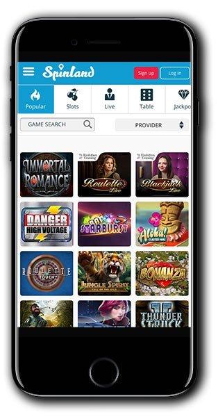 Spinland Casino Bonus Spins