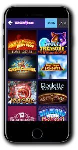 WagerBeat Casino 200% Match Bonus