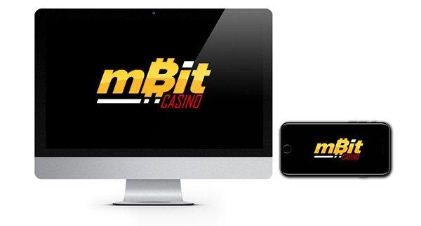mBit Casino 110% Match Bonus