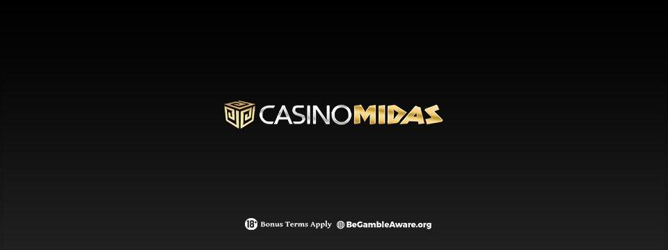 CasinoMidas: Claim up to $1000 + 200 Free Spins!