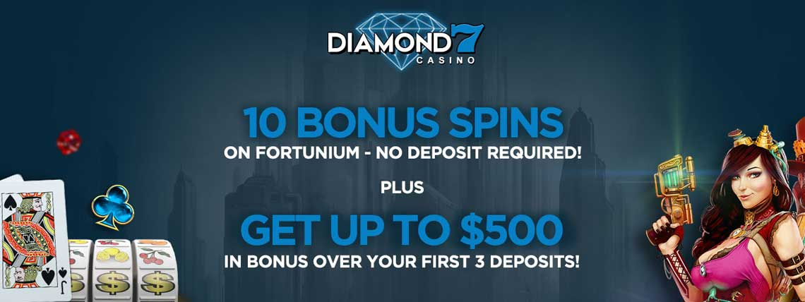 diamond 7 no deposit