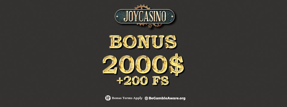JoyCasino 960x360