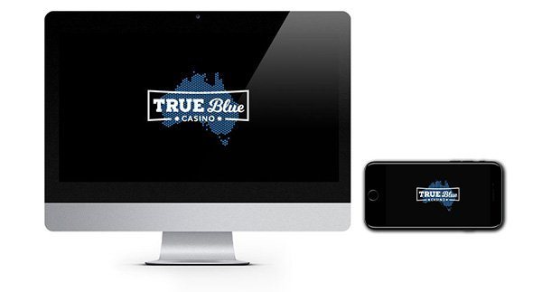 True Blue Casino Spins Match Bonus