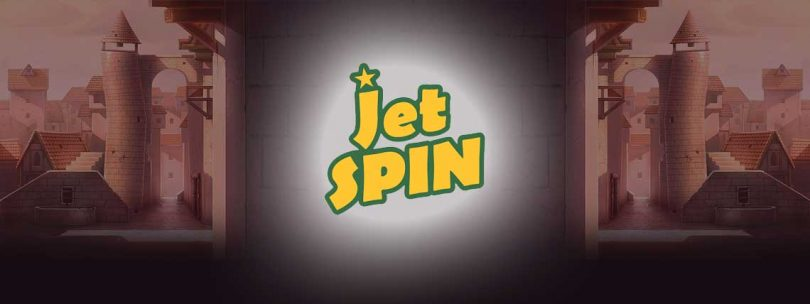 jetspin casino welcome package