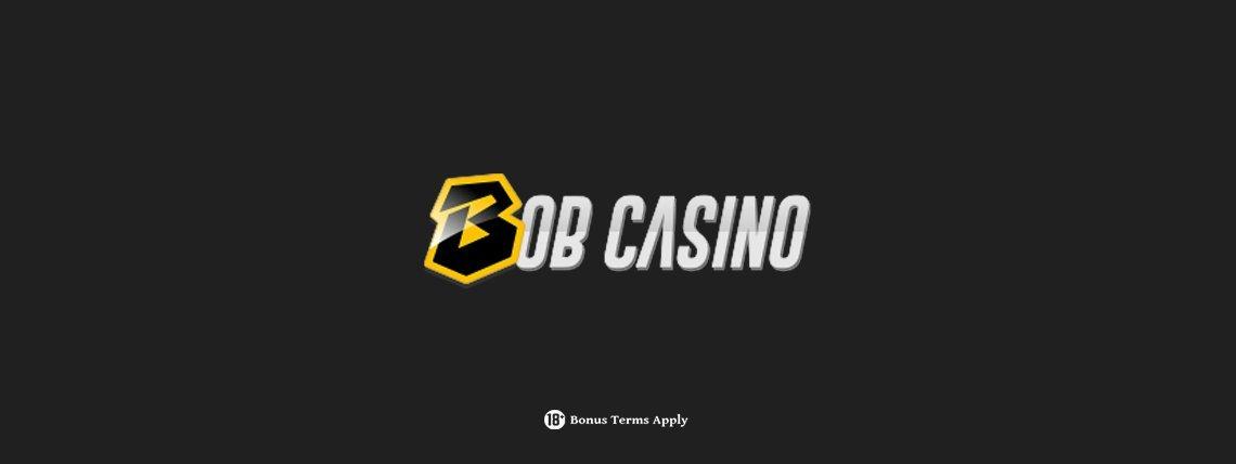 Bob Casino ROW 1140x428