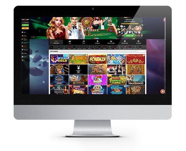 PlayAmo Casino New Player Welcome Bonus