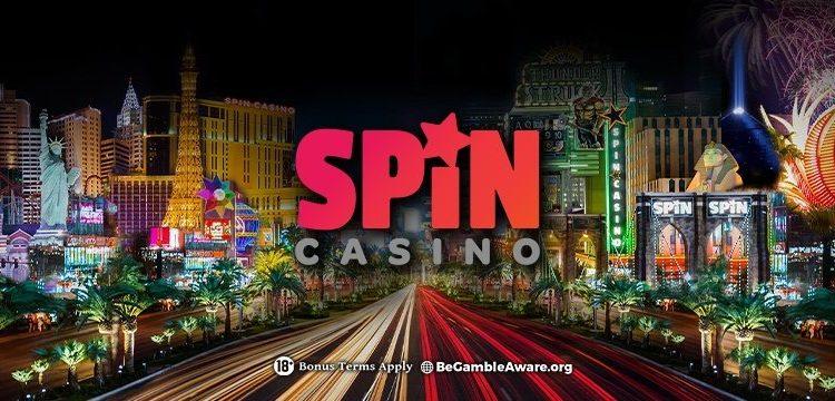 Spin Casino.COM 960x360