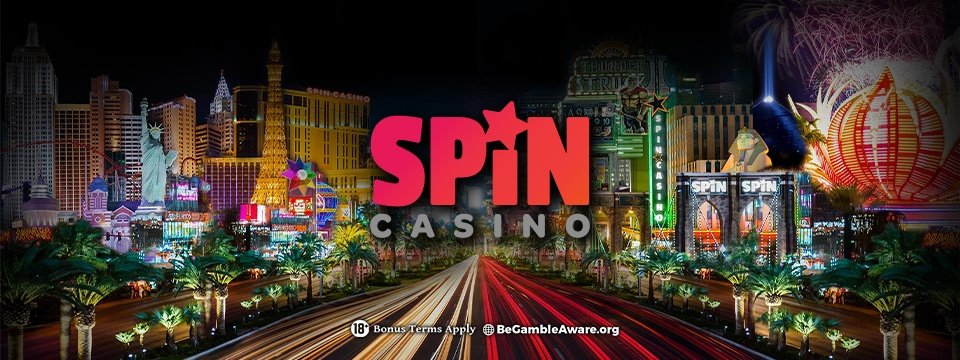 NEW Spin Casino: $1000 Welcome Cash Bonus Package!