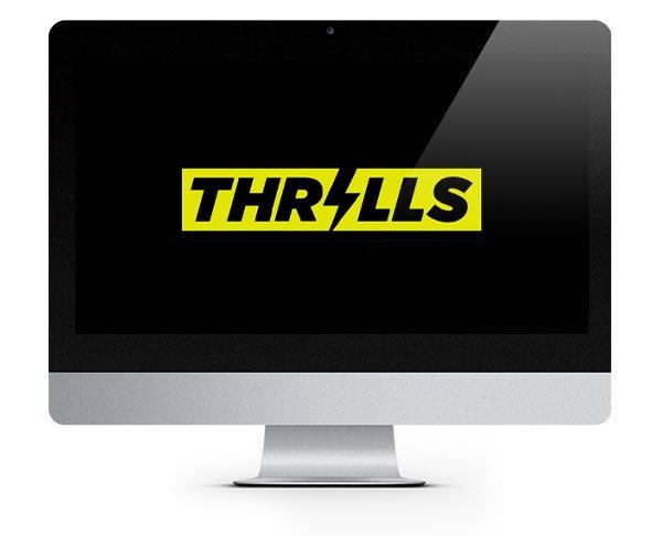 Thrills Casino NEW PayNPlay 'Trustly' Instant play