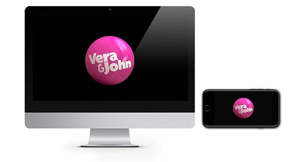 Vera and John Casino logo