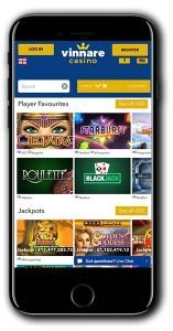 Vinnare Casino No Deposit Bonus