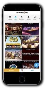 Wunderino Casino Bonus Spins 100% Match