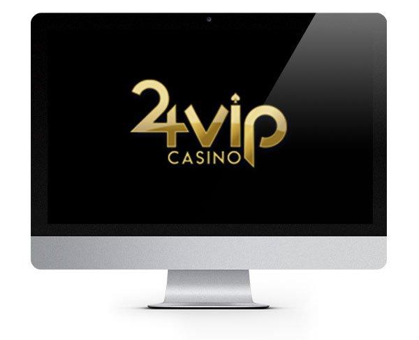 24 VIP Casino No Deposit Bonus Free Spins!