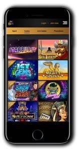 BetRegal Casino 100% Match Bonus