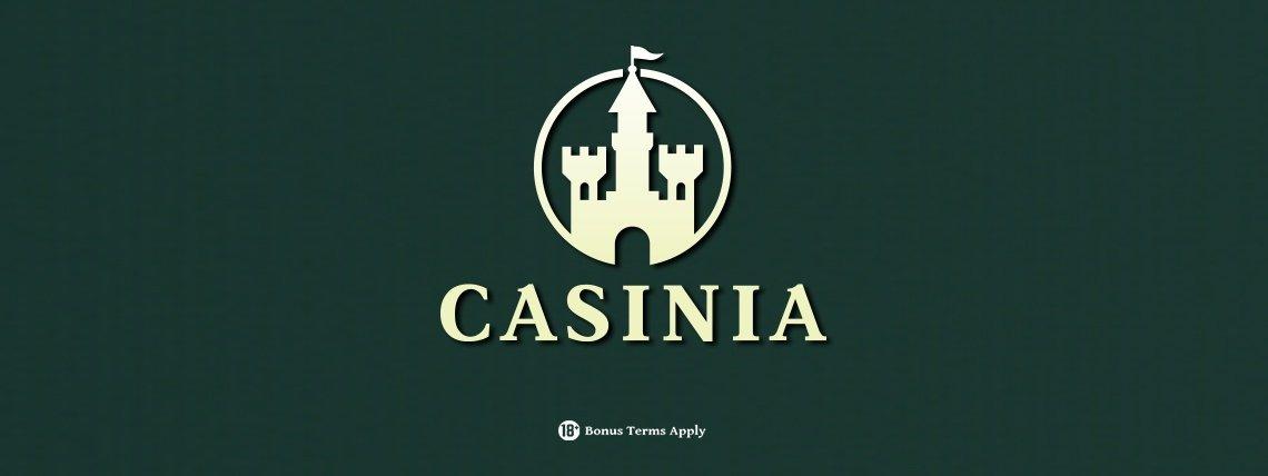 Casinia Casino ROW 1140x428
