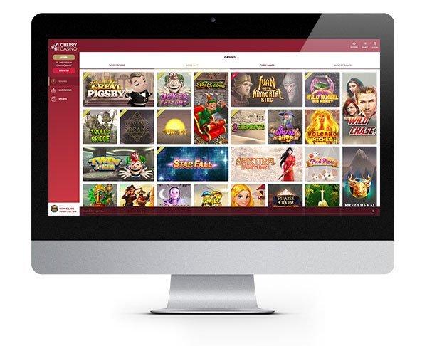 Cherry Casino Bonus Spins