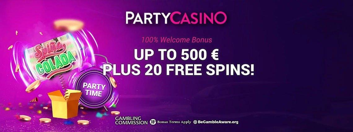 Party Casino1140x428