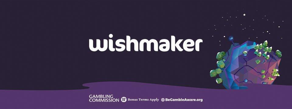 Wishmaker Casino: NEW Bonus Spins + 100% Welcome Bonus!