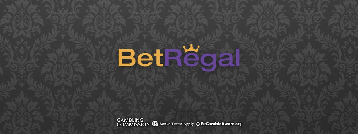 BetRegal Casino: 100% Match Bonus up to $/€/£250!