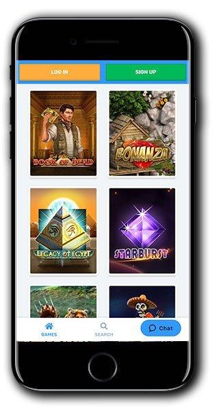 Casilando Casino mobile