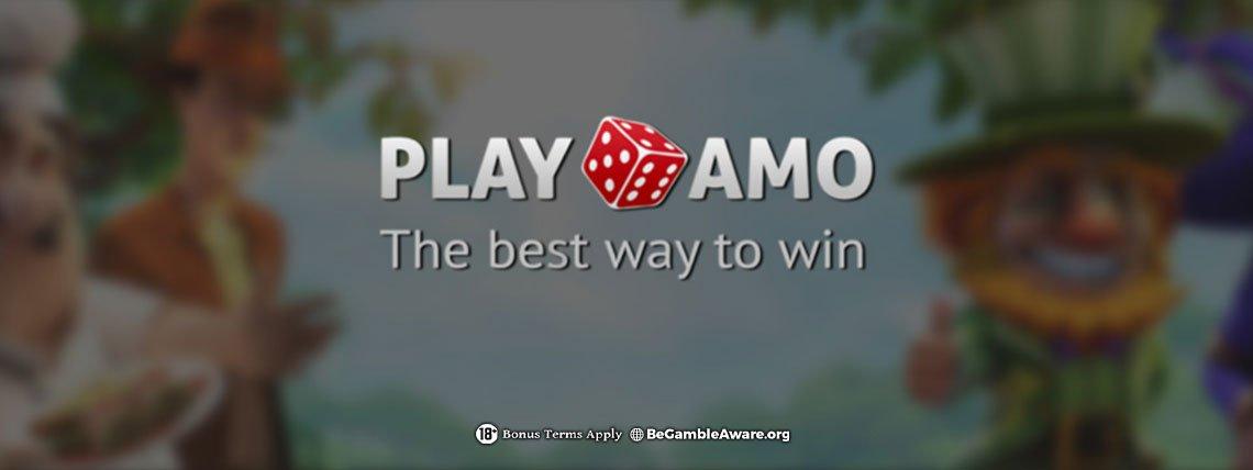 PlayAmo Casino: 150 Free Spins + $/€300 Bonus!