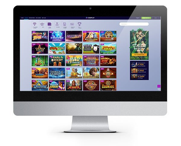 Casiplay Casino Bonus Spins