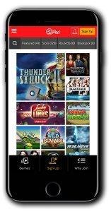 32Red Casino mobile