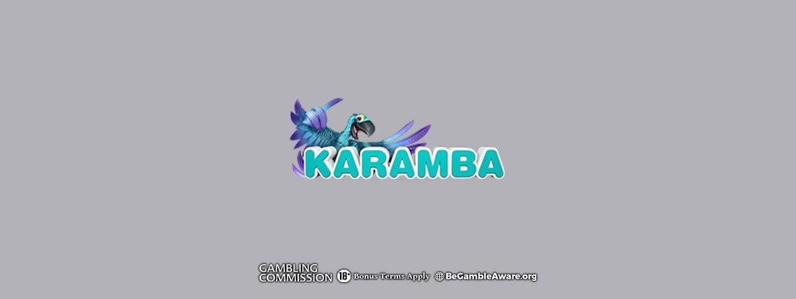 Karamba Casino: 100% Match Bonus + up to 100 Free Spins