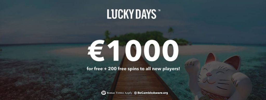 Lucky Days Casino 1140x428