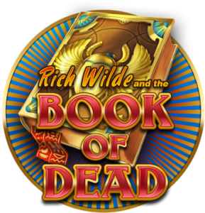 book of dead logo