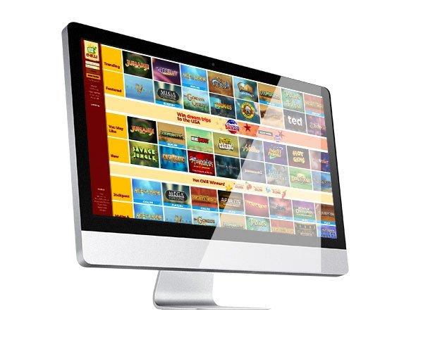 Chilli Casino desktop