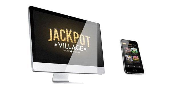 Logo Jackpot Village