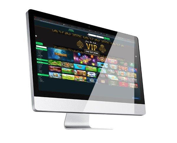 The Online Casino desktop