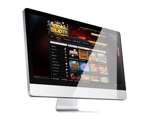 Videoslots Casino desktop