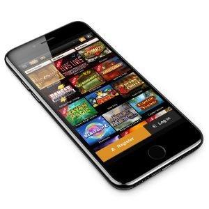 Videoslots Casino mobile