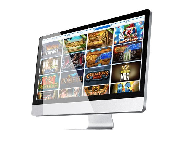 Big Spin Casino desktop