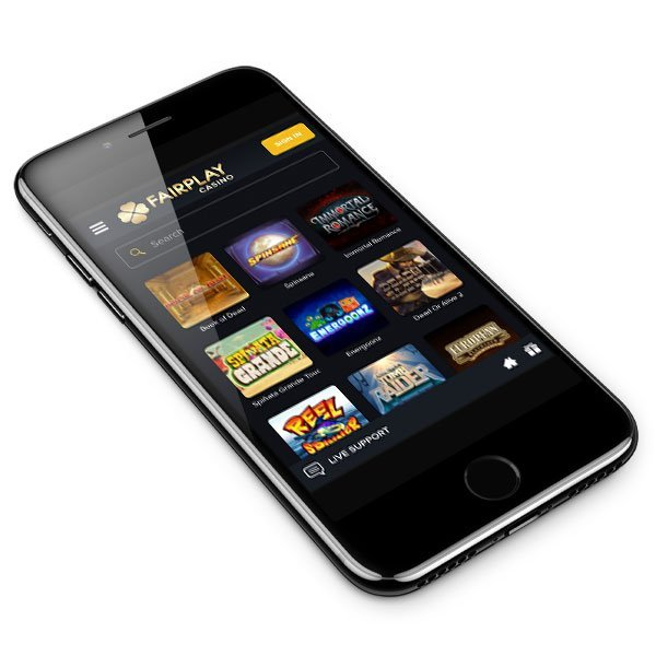 Fairplay Casino mobile
