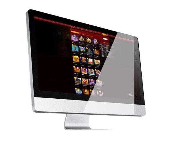 Live Casino House desktop