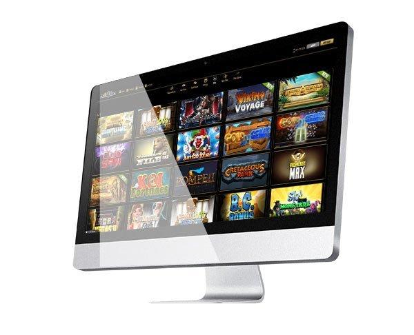 MYB Casino desktop