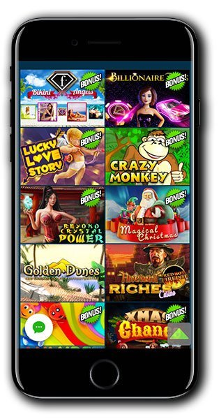 Paradise Win Casino mobile