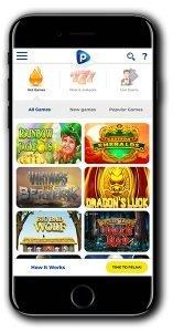 Pelaa Casino mobile