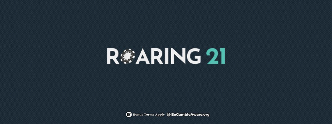 Roaring 21 Casino: up to $10,000 Slots Bonus!