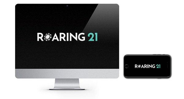 Roaring 21 Casino logo