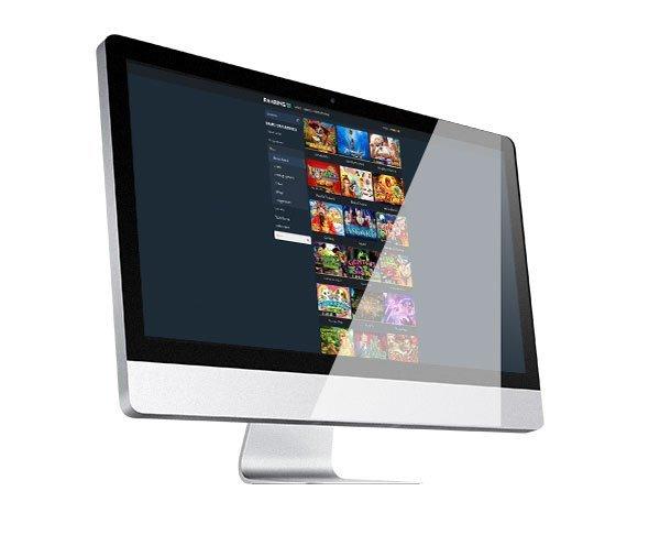 Roaring 21 Casino desktop
