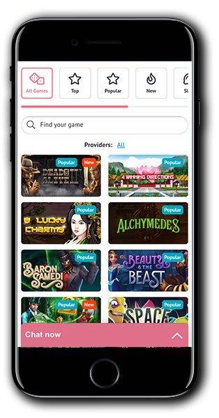 Slotum Casino mobile