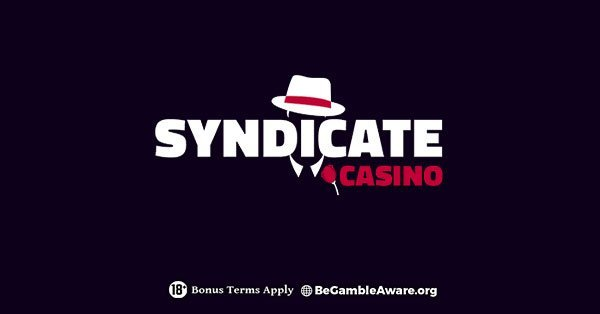Syndicate Casino banner