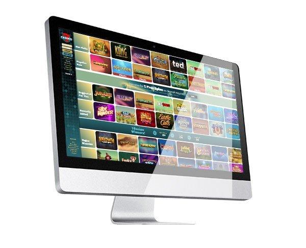 7Casino desktop casino